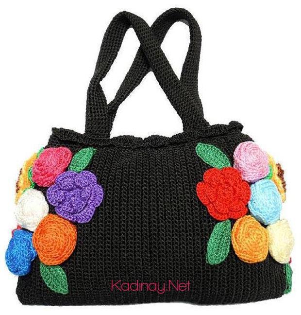 вязание крючком сумок схемы : Группа по интересам : Одноклассники