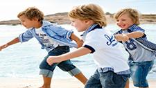 Çocuk Giyim Grubundaki Markalar